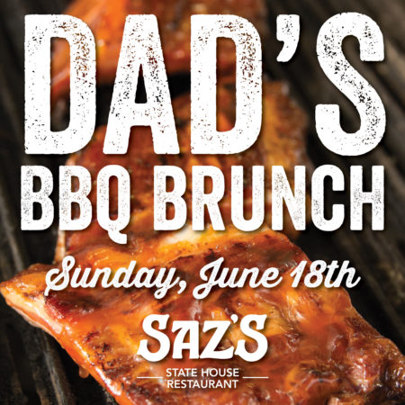 Father's Day BBQ Brunch
