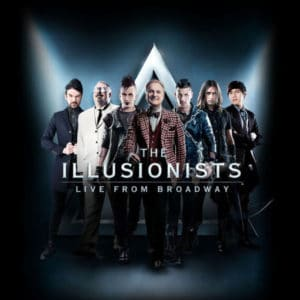 Dinner & A Show: The Illusionists
