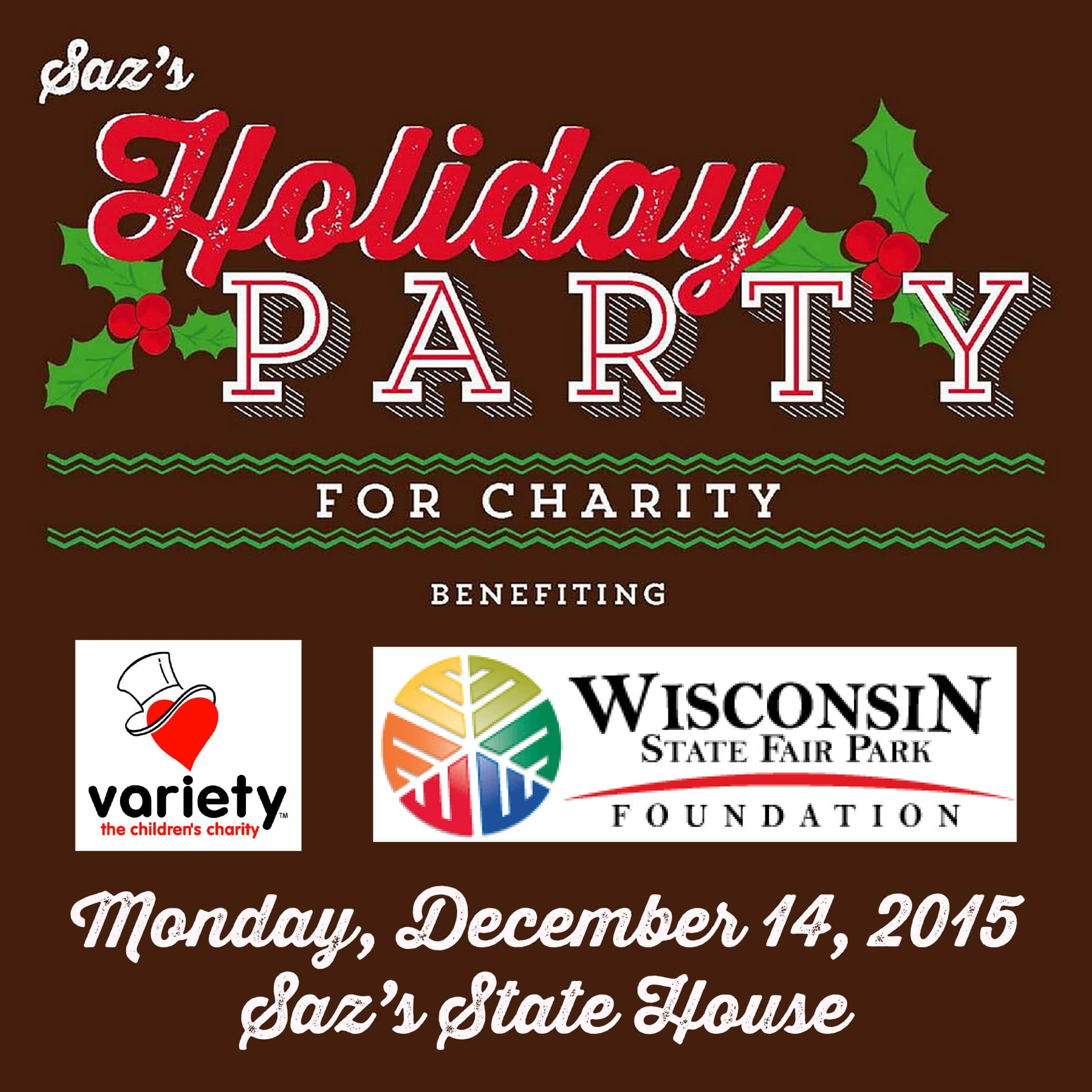 Saz's Holiday Party 2015