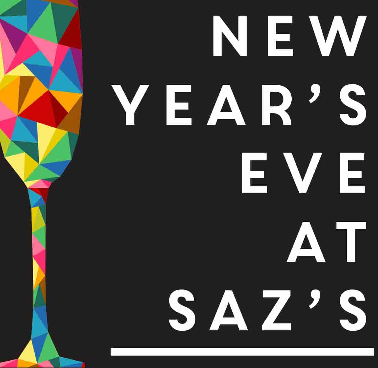 New Year's Eve 2015 At Saz's State House