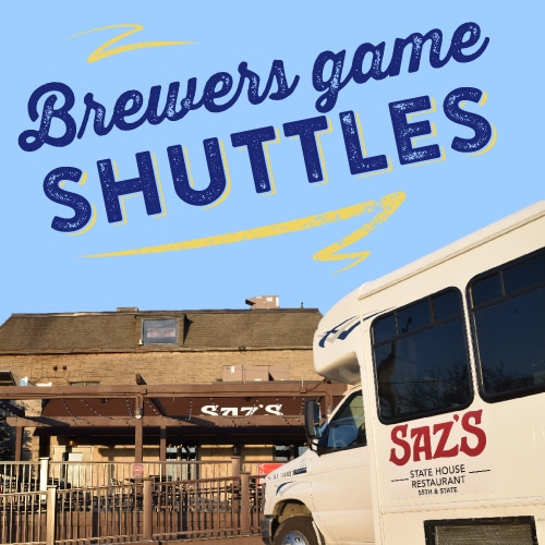 Brewers Shuttles To Miller Park